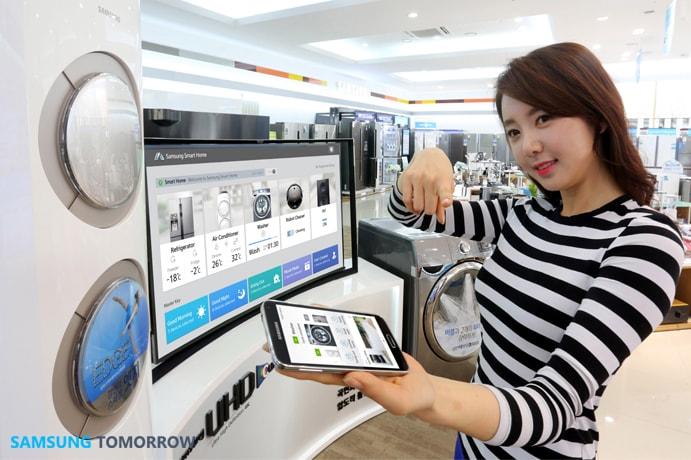 Samsung lancia il suo servizio di domotica: Smart Home Service