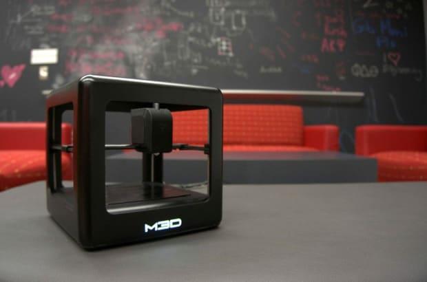 The Micro, la stampante 3D piccola e conveniente
