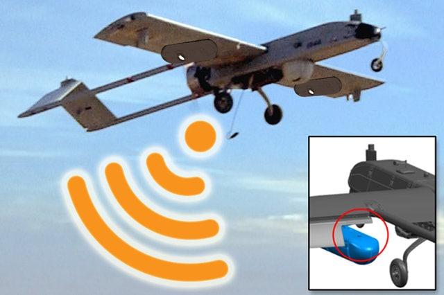 Punti di accesso Wi-Fi volanti, per i militari in missione
