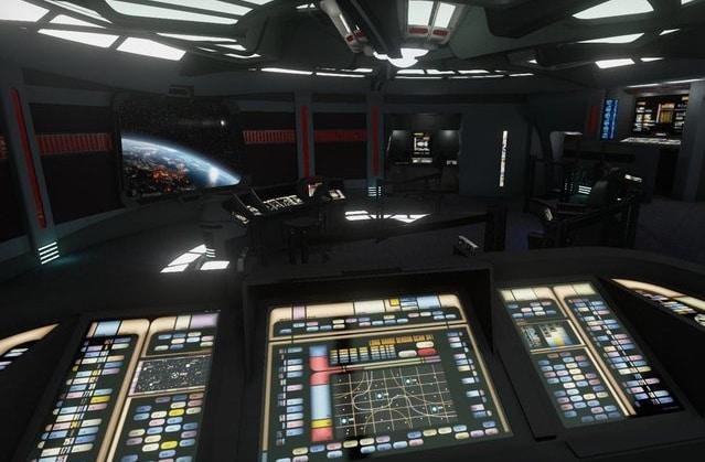 Oculus Rift vi porta sul ponte della Voyager di Star Trek (video)