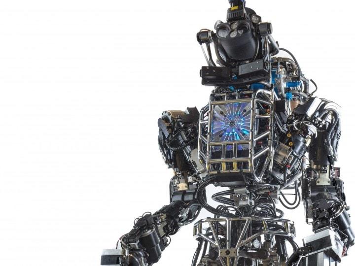 Atlas, il robot di Boston Dynamics, presto si muoverà senza fili