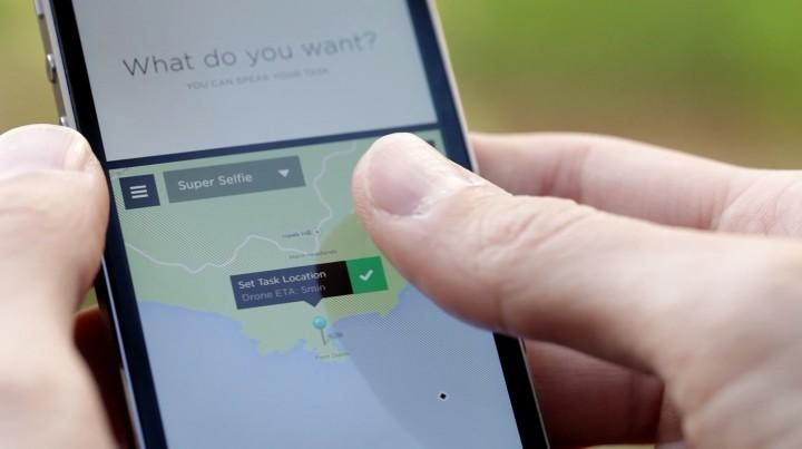 Gofor, il servizio di droni on-demand (video)