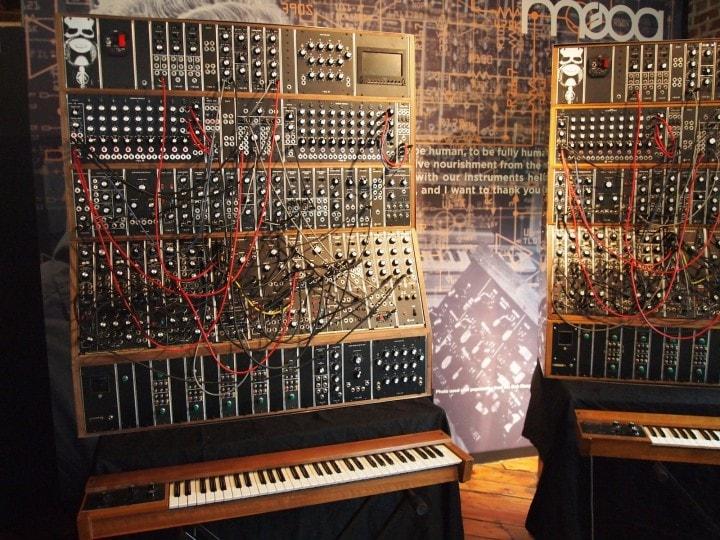 Ricostruito il sintetizzatore Moog in occasione del cinquantesimo anniversario