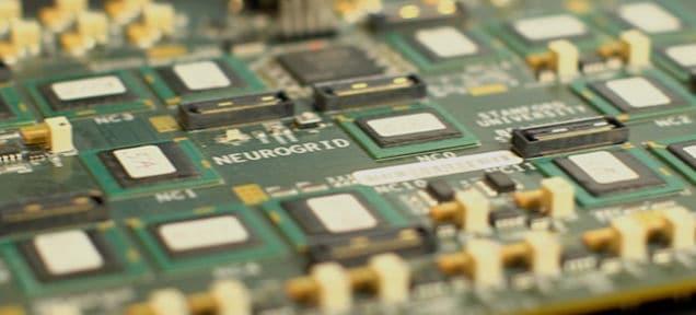 Neurogrid, il processore 9000 volte più veloce di un PC, che pensa come un cervello umano