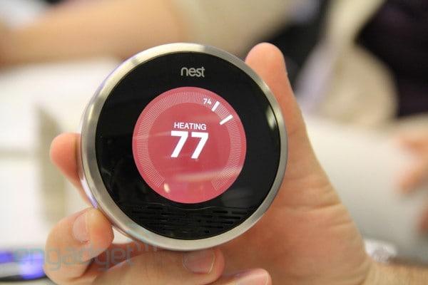 Nest, il termostato intelligente di Google, sbarca in Europa