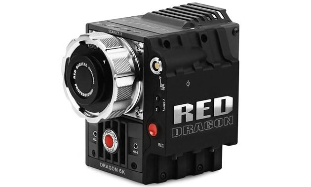 Red annuncia la Scarlet Dragon da 6K