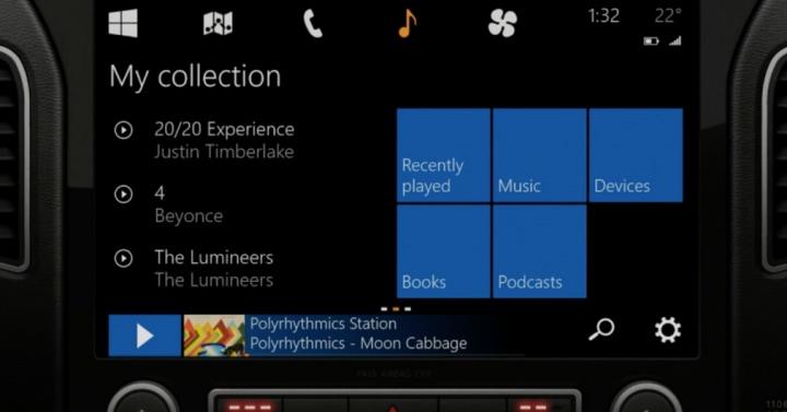 Microsoft vuole contrastare CarPlay con Windows in the car