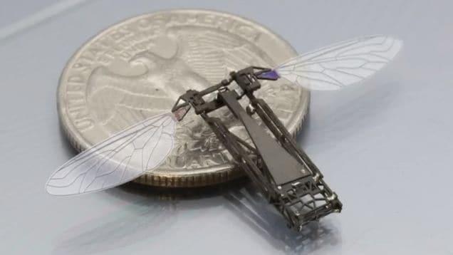 Le api robot che sostituiranno quelle vere