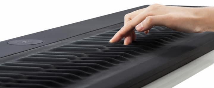Seaboard, la tastiera soft di ROLI, riceve un finanziamento da 12 milioni di dollari (video)