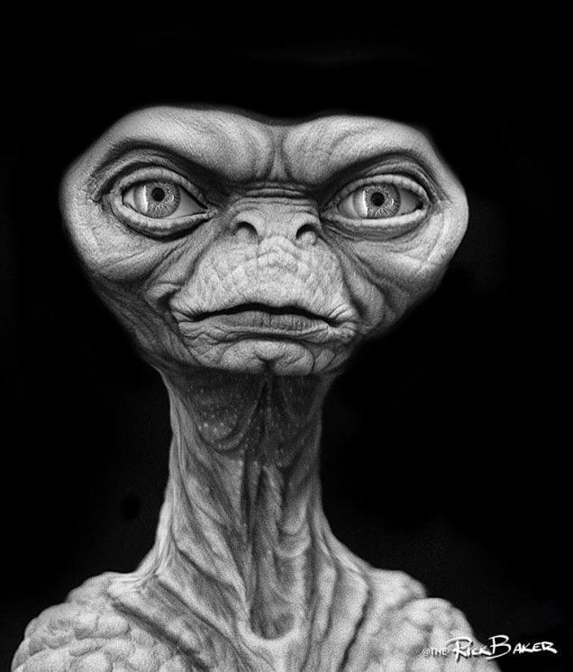 I design scartati per E.T.