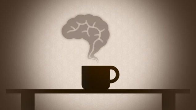 Gli effetti della caffeina sul cervello (video)