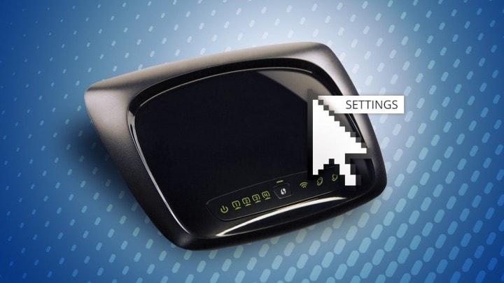 impostazioni sicurezza router