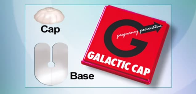 Galactic Cap, preservativo del futuro (video)