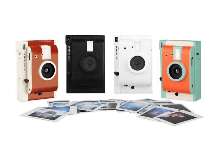 Lomo'Instant, la nuova fotocamera istantanea di Lomography