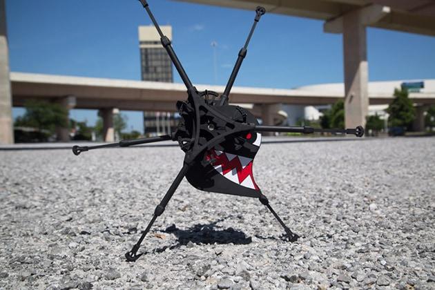 OutRunner: il primo robot da corsa in cerca di fondi su Kickstarter (video)