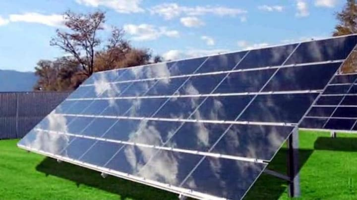 Pannelli solari ecologici ed efficienti