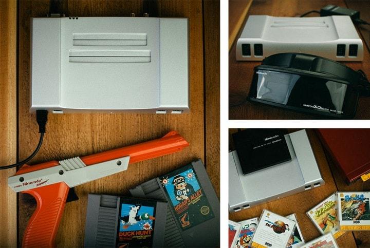 Un vecchio Nintendo da 500 dollari