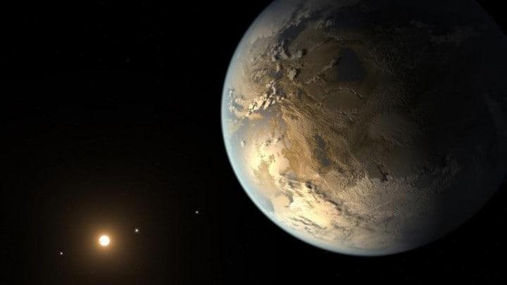 Viaggio fra i pianeti extrasolari nel giro di un minuto (video)