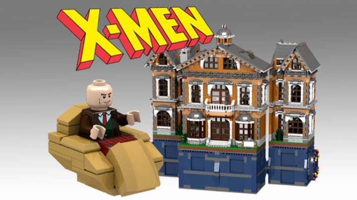 La scuola degli X-Men al vaglio per la produzione in Lego