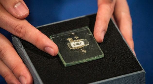 All'asta un prototipo del primo microchip