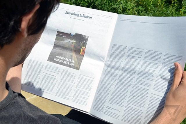 """PaperLater: un servizio per """"sfogliare"""" internet come un giornale"""