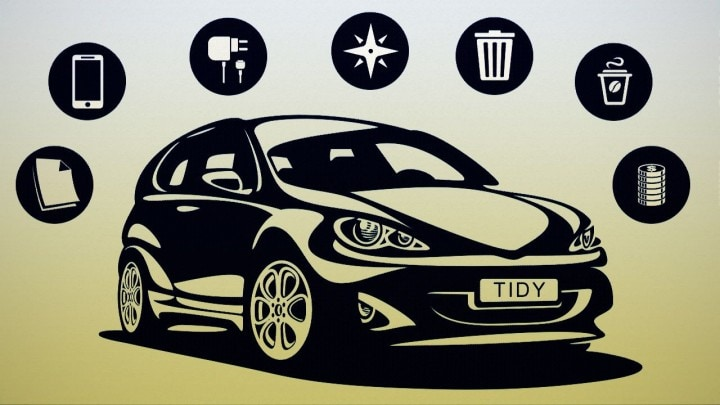Come organizzare la propria auto e mantenerla in ordine (foto e video)