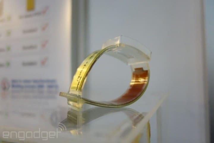 Le batterie nei cinturini potrebbero raddoppiare la vita degli smartwatch (foto)