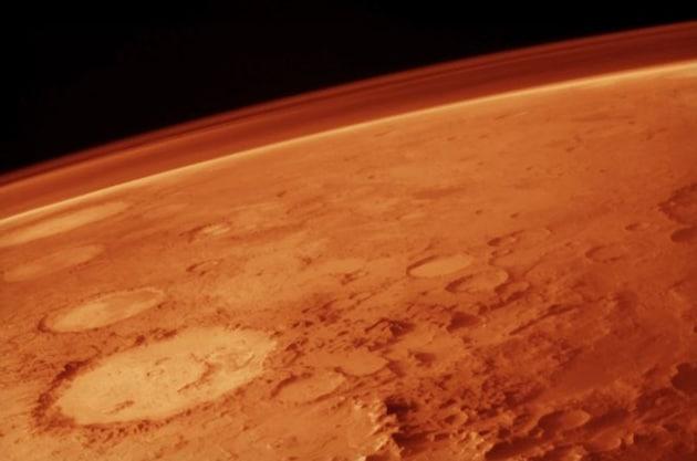 Un gruppo di studenti vuole inviare una capsula del tempo su Marte