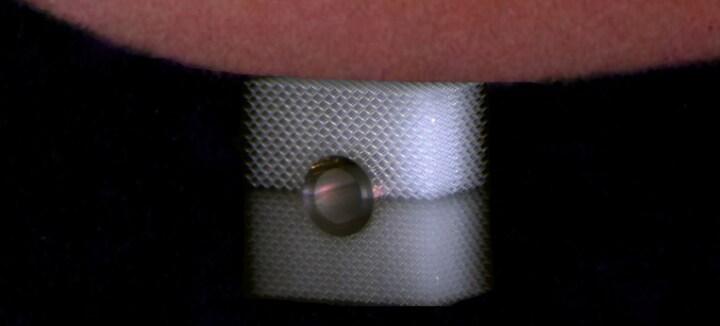 nanomateriale invisibilità al tatto