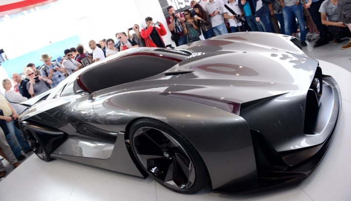 La Nissan di Gran Turismo 6 diventa realtà