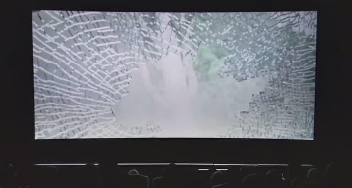 pubblicità progresso al cinema