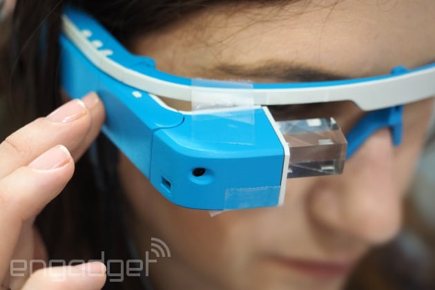 SiME Smart Glass, versione low cost dei Google Glass (foto)