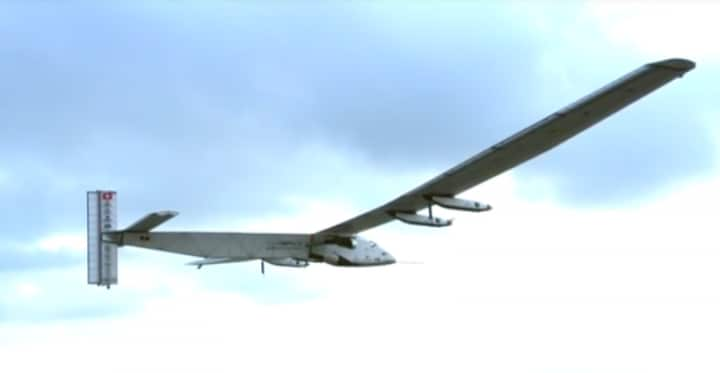 Il Solar Impulse 2 completa il suo volo inaugurale
