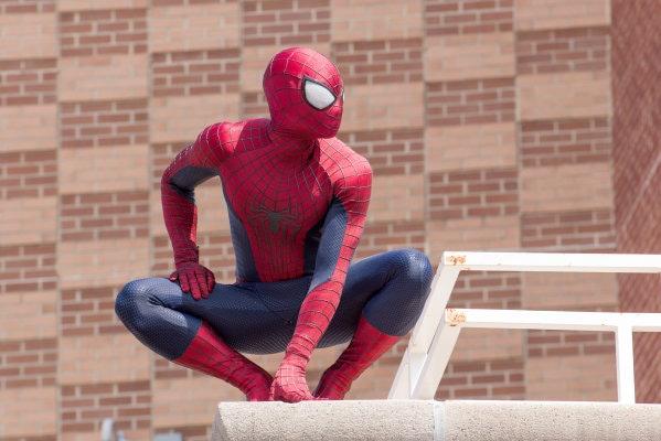 I soldati si arrampicheranno come Spiderman