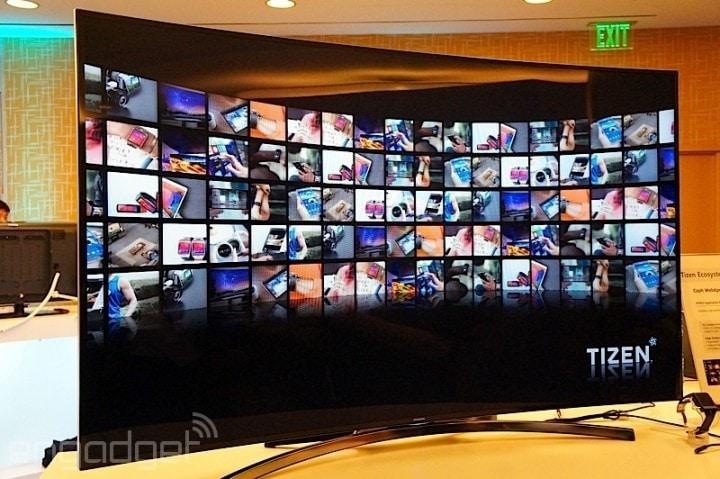 Samsung sperimenta Tizen sulle Smart TV (foto)