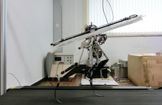 velociraptor - robot corsa