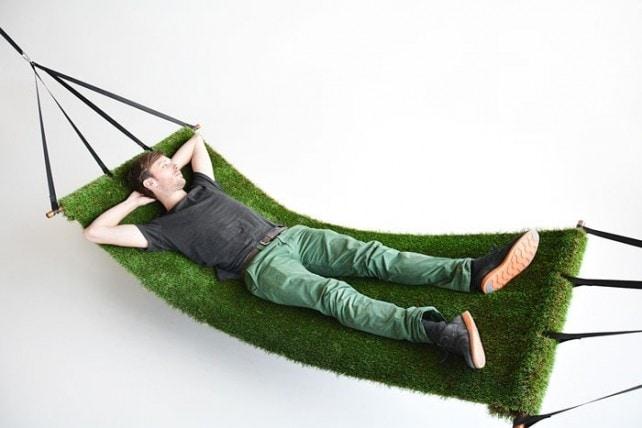 Accessori per giardino - amaca a prato