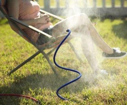 Accessori per giardino - nebulizzatore flessibile