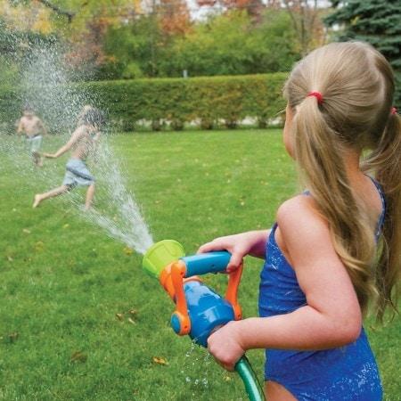 Accessori per giardino - rubinetto spruzzatore