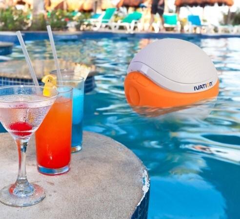 Accessori per giardino - speaker galleggiante