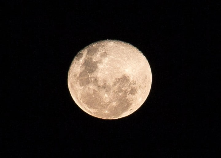 Come fotografare la superluna (foto)