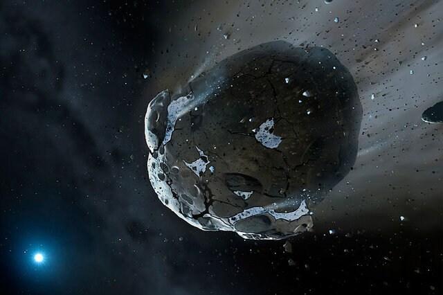 asteroide origine vita