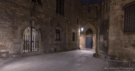 Un bellissimo video di Barcellona con dietro 363 ore di lavoro