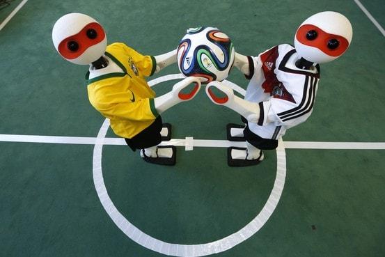 RoboCup 2014: i mondiali di calcio per robot (foto)
