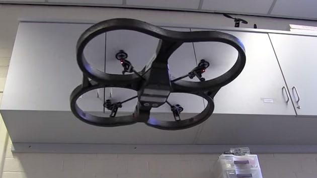 droni che apprendono