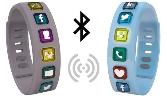 Hicon, il braccialetto con tutte le notifiche che vi servono, ma senza l'ora (video)