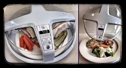 microonde calorie