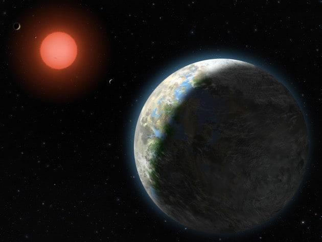 Il primo pianeta abitabile scoperto potrebbe non esistere (foto e video)