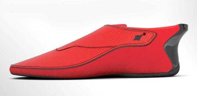 Le scarpe smart che vi indicano la direzione da seguire