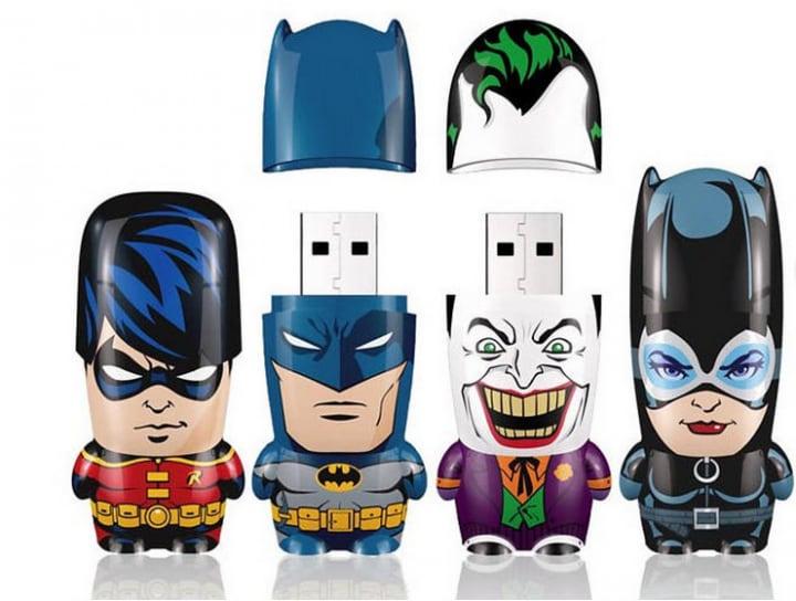 Le chiavette USB più belle (e nerd) del mondo